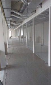 стеклянные офисные перегороди