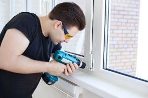ремонт пластиковые окна